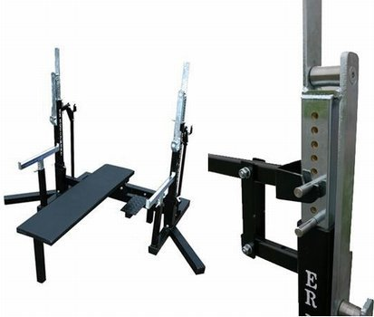Ipf Approved Squat Bench Press Rack 10 001